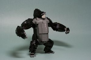 KING KONG !   the Eighth Wonder of the World ! by aurore-and-aube
