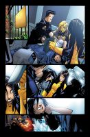 XMen 203 page 15 by bennyfuentes
