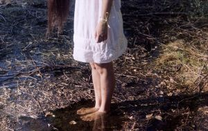 white depression by UnaRubyHeart
