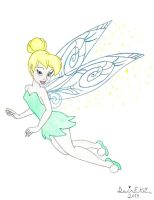 TinkerBell by NY-Disney-fan1955