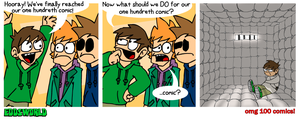 EWCOMIC100 - Comic by eddsworld