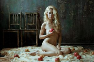Apples by Lestrovoy