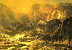 Life On Mars by luchare