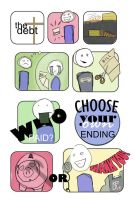 choose your own ending by eludepursuit