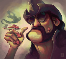 Lemmy by vincenthachen