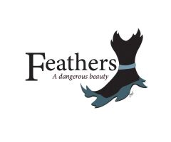 Feathers Logo by CaseyJewels