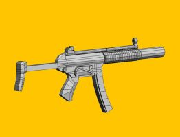 MP5 SD by smilie5768