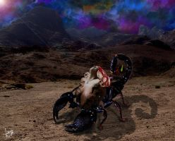 Drider - First try by Adutelluma