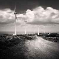 Wind Turbines by Jez92