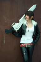 Female Squall Leonhart Cosplay IV by Nao-Chan-91