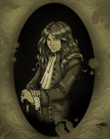The Vampire Lestat old photo by NightInk-RcArt