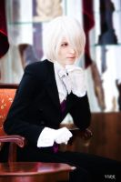 Pandora Hearts: Xerxes Break by MarionetteTheatre
