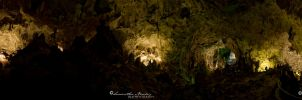 Carlsbad Caverns Pano by BlackCarrionRose