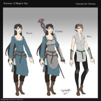 Surana Concept by DKYingst