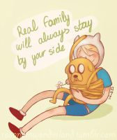 Real Family by Rosana127