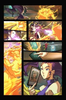 Fighting Evolution- ROSE by UdonCrew