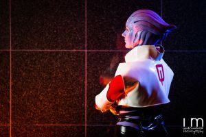 :Mass Effect: Afterlife by AlouetteCosplay