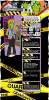 MH: 2014 Bios- Mikey Mutant by KPenDragon