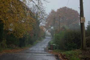 Wet Day by kentague