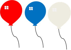 baloon png by desithen
