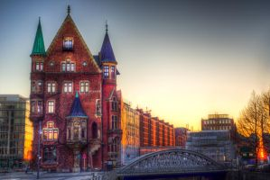 Hamburg, residence by alierturk