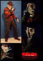 Freddy Krueger Costume by ReptileCynrik
