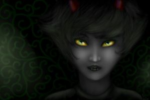 Kanaya Maryam - Homestuck FA by GingerSnake