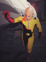 One Punch Man Signature by Dinocojv