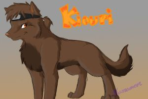 Kiouri Wolf by Karramon