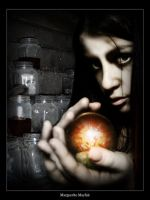The witch Marguerite Mayfair by faelyn