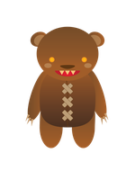 Tibbers by sylview