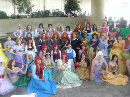 Otakon 2013 - Disney Photoshoot 001 by mugiwaraJM