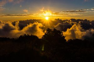 Haleakala Sunset by TomGreenPhotos