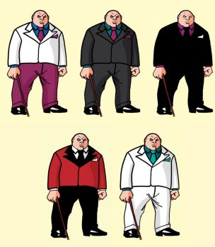 Kingpin Animated by MisterFear