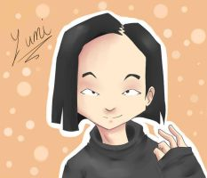 Yumi from code lyoko by zeldaprincessgirl100