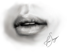 .: Guess whose lips? :. by TimSawyer