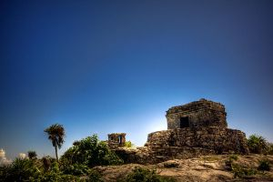 Mayan Ruin by Coltography