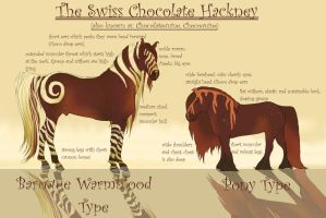 The Swiss Chocolate Hackney - Breedsheet by LiaLithiumTM