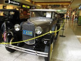 Old Ford by KateKannibal
