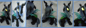 Chrysalis, Queen of the Changelings plushie by Busoni