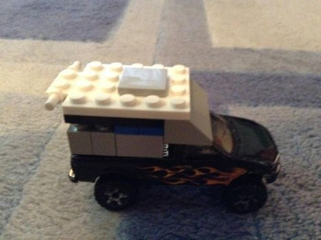 Camper from Alpha And Omega 1 and 5 by OmegasOnTheMoon