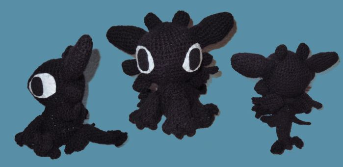 Toothless :D by Silversname