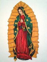 Guadalupe tattoo by Rotten-Alice