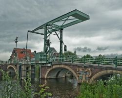 Hogebrug by ladiespet
