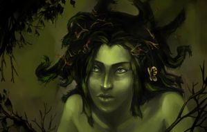 dryad by pixieface