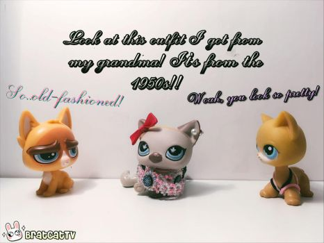 LPS NTM Cycle 1 Old Fashioned for Sylveon by AwesomeJammerAJ