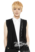 [PNG/Render] Luhan@So Cool Magazine by THAObyeons
