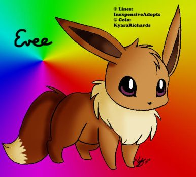 Evee by KyaraRichards