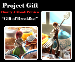 [Preview] Project Gift: Gift of Breakfast by Chiyenn
