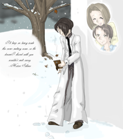 Don't Let My Dream Melt Away by arafel